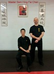 Sifu Javier is a Wing Chun level 3 Instructor of Master Chan.
